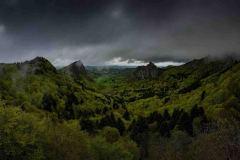 Roches Tuilleres et Sanadoire - Auvergne - Bougnat Photos