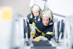SDIS Sapeurs Pompiers - Renaud Lavillenie - Bougnat Photos