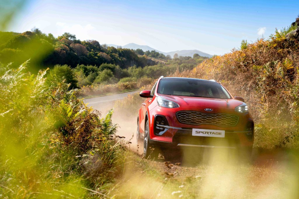 Kia Sportage - Bougnat Photos
